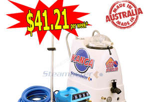 Kanga 600 with Mytee Carpet Cleaning Machine