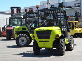 Rough Terrain Forklift TH-120-350 All Wheel Drive - picture0' - Click to enlarge