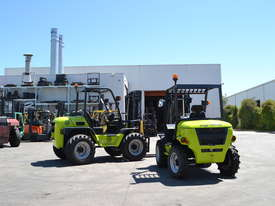 Rough Terrain Forklift TH-120-350 All Wheel Drive - picture1' - Click to enlarge