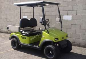 Clark CBX Electric Powered Utility Vehicle ** Canopy Top & Cargo Box **