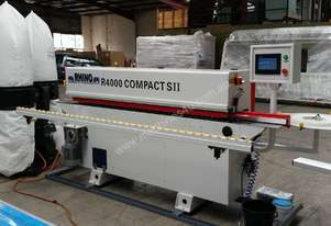 X SHOWROOM RHINO R4000 COMPACT SII EDGE BANDER incl. New Dust Collector