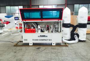 RHINO EDGE BANDER X SHOWROOM R4000 COMPACT SII 2017 incl. Dust Collector