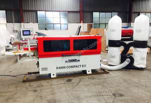 RHINO EDGEBANDER R4000 COMPACT SII incl. Dust Collector *X SHOWROOM CLEARANCE*