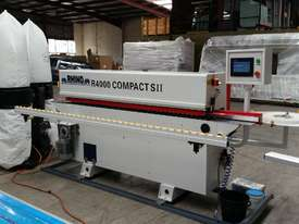 X SHOWROOM RHINO R4000 COMPACT SII EDGE BANDER incl. New Dust Collector - picture0' - Click to enlarge