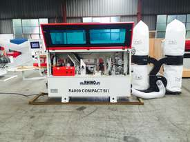 X SHOWROOM RHINO R4000 COMPACT SII EDGE BANDER incl. New Dust Collector - picture1' - Click to enlarge