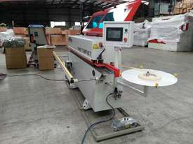 X SHOWROOM RHINO R4000 COMPACT SII EDGE BANDER incl. New Dust Collector - picture2' - Click to enlarge