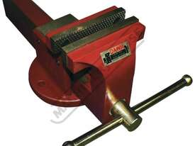 60420 Utility Vice with Anvil & Pipe Jaws - Forge Steel 100mm - picture0' - Click to enlarge