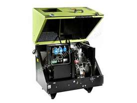 Pramac 6kVA AVR Silenced Auto Start Diesel Generator + 2 Wire Controller - picture10' - Click to enlarge