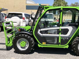 New Merlo P27.6 AU Compact Telehandler - picture11' - Click to enlarge