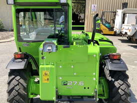 New Merlo P27.6 AU Compact Telehandler - picture13' - Click to enlarge
