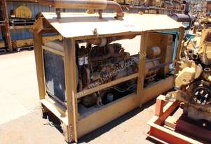 Volvo Penta TD100A Generator *CONDITIONS APPLY*
