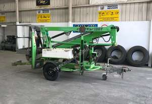 Niftylift NIFTY 120TPE TRAILER BOOM
