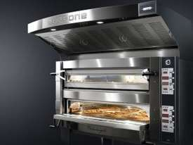 Michelangelo Superimposable electric oven - ML635 l/2 - picture1' - Click to enlarge