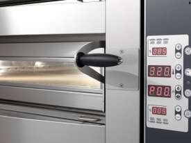 Michelangelo Superimposable electric oven - ML635 l/2 - picture2' - Click to enlarge