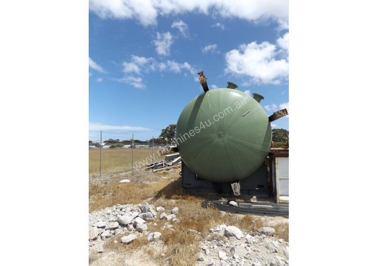 Waste & Water Treatment Tank