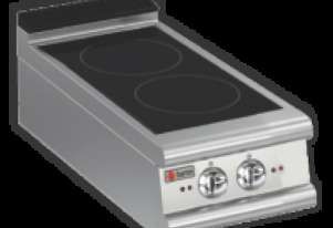 Baron 70PC/IND400 Two Burner Bench Model Induction Cook Top