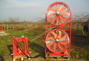 Tornado HYDRAULIC DRIVEN FAN SPRAYER