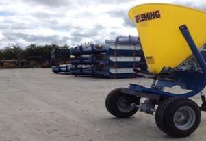 Fleming 213L trailed spreader Fertilizer/Manure Spreader Fertilizer/Slurry Equip