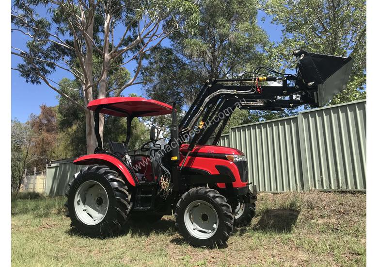New WHM Tractors for sale - WHM 584/JI with FEL
