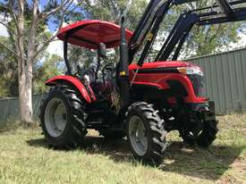 WHM 584/JI Tractor with 4:1 Self Levelling Front End Loader  - picture3' - Click to enlarge