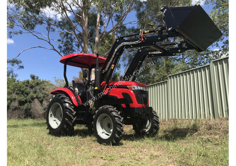 WHM 584/JI Tractor with 4:1 Self Levelling Front End Loader