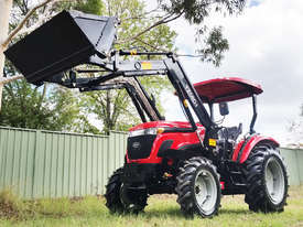 WHM 584/JI Tractor with 4:1 Self Levelling Front End Loader  - picture0' - Click to enlarge