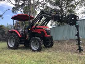 WHM 584/JI Tractor with 4:1 Self Levelling Front End Loader  - picture2' - Click to enlarge