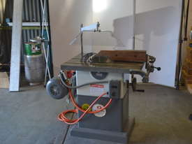 Heavy duty rip saw - picture0' - Click to enlarge