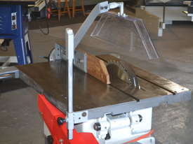 Heavy duty rip saw - picture4' - Click to enlarge