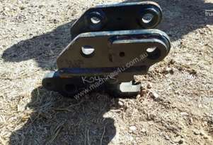 Custom Quick Hitch suits Kubote 25 Quick Hitch Attachments