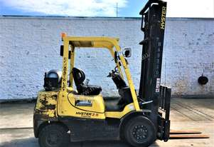 LPG 2.5T Counterbalance Forklift
