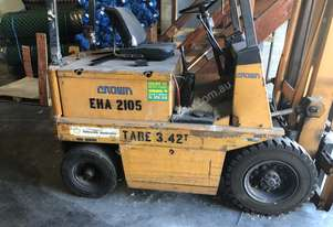 Shinko USED FORKLIFT - ELECTRIC