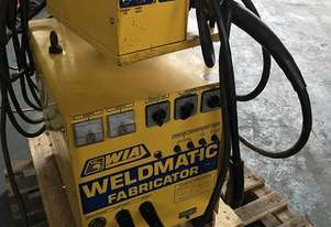 MIG Welder WIA  Weldmatic Fabricator 350 Amp Heavy Duty Welding Machine