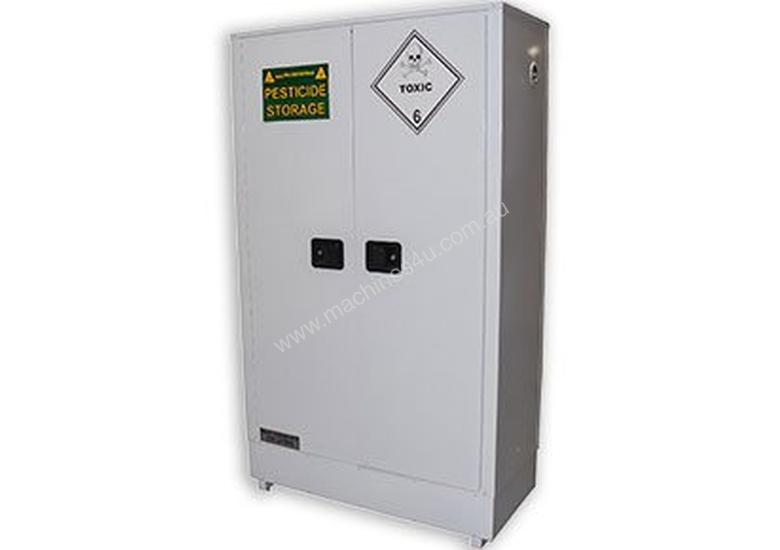 250 Litre Indoor Toxic Substance u0026 Pesticide Storage Cabinet. Made in Australia  sc 1 st  Machines4u & New 2018 Spill Crew 250 Litre Indoor Toxic Substance Pesticide ...
