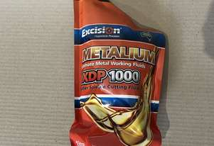Cutting Fluid Metal Working Coolant Metalium XDP Water Soluble 1 litre Packs