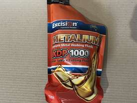 Cutting Fluid Metal Working Coolant Metalium XDP Water Soluble 1 litre Packs - picture0' - Click to enlarge