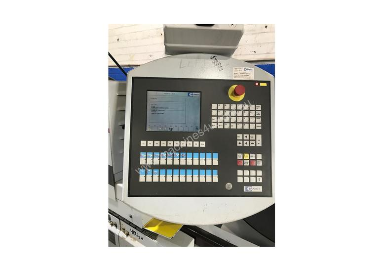 BRANDT OPTIMAT KD56CP CORNER ROUNDING EDGEBANDING MACHINE - $13,900.OO