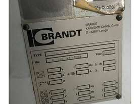 BRANDT OPTIMAT KD56CP CORNER ROUNDING EDGEBANDING MACHINE - $13,900.OO  - picture3' - Click to enlarge