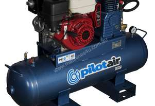 K25P Reciprocating Air Compressor - Petrol Driven