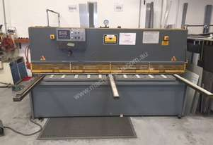 Hafco Guillotine - Sheet Metal