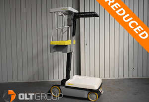 Crown WAV50-84 Work Assist Vehicle Stock Picker Order Picker Personnel Lift