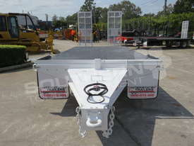 Interstate Trailers Custom White 11 Ton Tag Trailer ATTTAG - picture5' - Click to enlarge