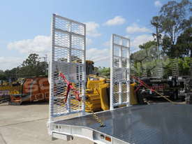 Interstate Trailers Custom White 11 Ton Tag Trailer ATTTAG - picture7' - Click to enlarge