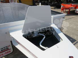 Interstate Trailers Custom White 11 Ton Tag Trailer ATTTAG - picture12' - Click to enlarge