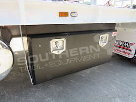 Interstate Trailers Custom White 11 Ton Tag Trailer ATTTAG - picture15' - Click to enlarge