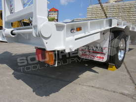 Interstate Trailers Custom White 11 Ton Tag Trailer ATTTAG - picture18' - Click to enlarge