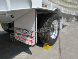 Interstate Trailers Custom White 11 Ton Tag Trailer ATTTAG - picture20' - Click to enlarge