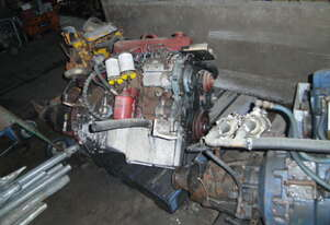 80hp ford marine deisel engine's and trans , only 1 left