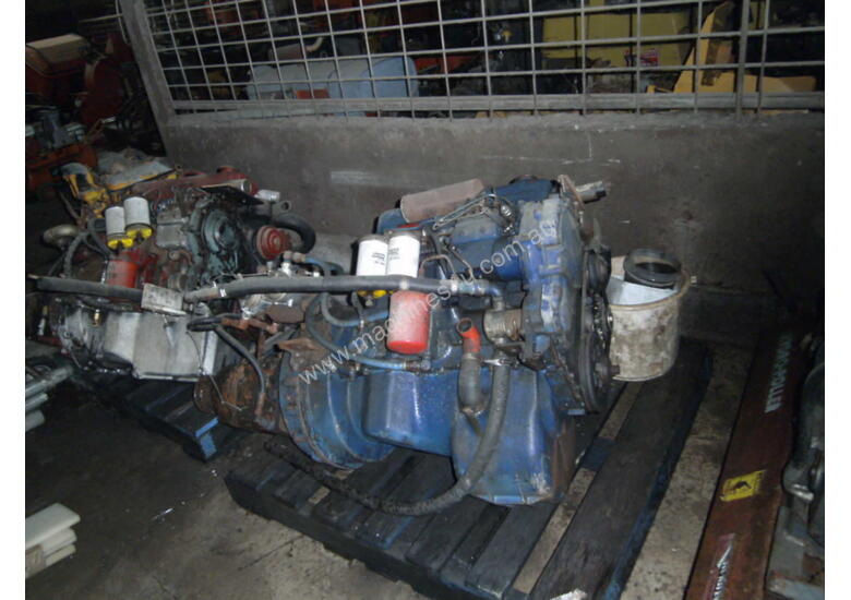 80hp ford marine deisel engine's and trans