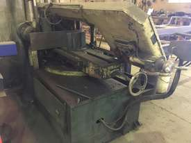 Cougar BC-600 Auto Hydraulic Bandsaw - picture1' - Click to enlarge